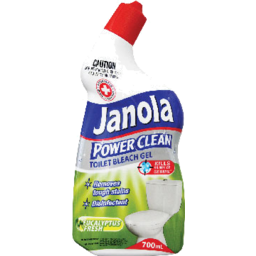 Photo of Janola Toilet Gel Eucalyptus 700ml