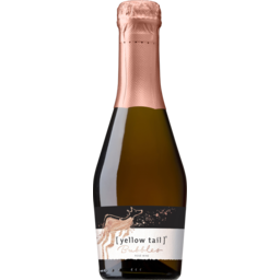 Photo of Yellow Tail Bubbles Rosé 200ml