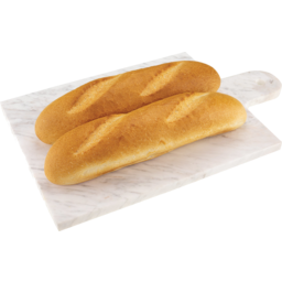 Photo of Cheese Baguettes 2 Pack
