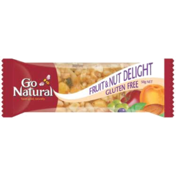 Photo of Go Natural Fruit & Nut Delight 50gm
