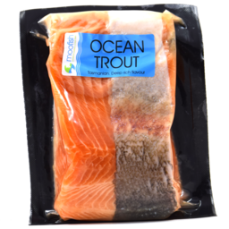 Photo of Moofish Trout Ocean Portion