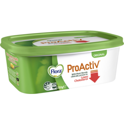 Photo of Flora Proactiv Cholesterol Lowering Spread Original 250g