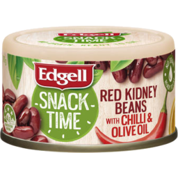 Photo of Edgell Red Kidney Bean With Chilli & Olive Oil 70g
