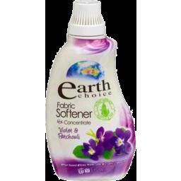 Photo of Earth Choice Fabric Softener Cherry Blossom 1lt