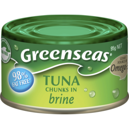 Photo of Greenseas Tuna In Brine 95g