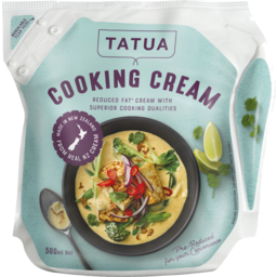 Photo of Tatua Cooking Cream 500ml