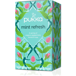 Photo of Pukka Mint Refresh 20's