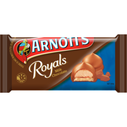 Photo of Arnotts Milk Royals Chocolate Biscuits 200g