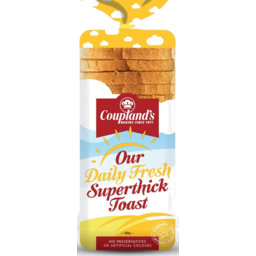 Photo of Coupland's Daily Super Thick Toast 550g