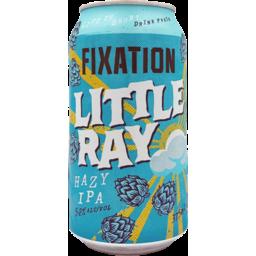 Photo of Fixation Little Ray Hazy Ipa