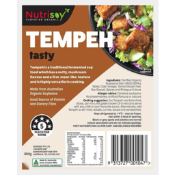 Photo of Nutrisoy Tasty Tempeh