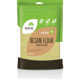 Photo of Lotus Flour - Besan (Chickpea)