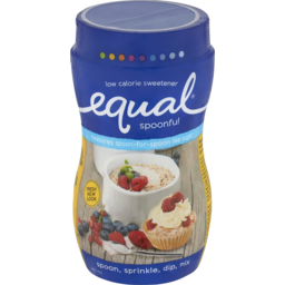 Photo of Equal Spoonful Low Calorie Sweetener 113g