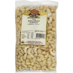Photo of Nuts Cashews Raw 500g