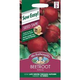 Photo of Beetroot Boltardy Seed Tape