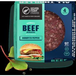 Photo of Sff Burger Beef Horopito 500g