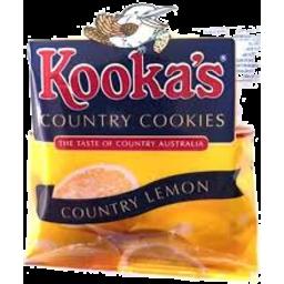 Photo of Kooka's Cookies Lemon 500g