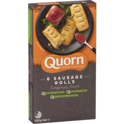 Photo of Quorn Sausage Rolls 6 Pack 300g