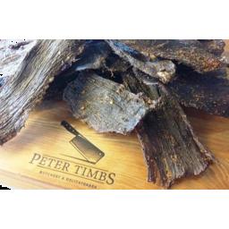 Photo of Peter Timbs Texas Jerky