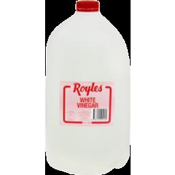 Photo of Royles White Vinegar 5l