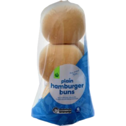 Photo of WW Buns Hamburger 6 Pack