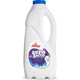 Photo of Anchor Milk Zero Lacto Blue 1L