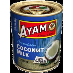 Photo of Ayam Coconut Milk 270ml