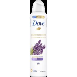 Photo of Dove Nourishing Secrets Lavender & Rose Scent Antiperspirant Deodorant Aerosol 220ml