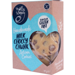Photo of Molly Woppy Biscuits Milk Chocolate 185g