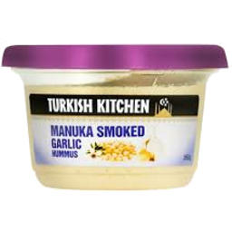 Photo of Turkish Kitchen Manuka Garlic Hummus 350g