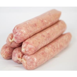 Photo of Peter Timbs Sausages Cumberland Pork