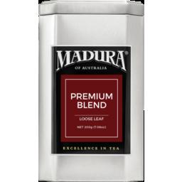 Photo of Madura Tea Leaf 200g