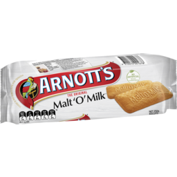 Photo of Arnott's Malt'o'milk The Original 250g