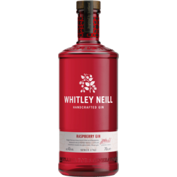 Photo of Whitley Neill Raspberry Gin