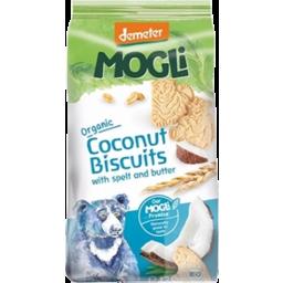 Photo of Mogli Spelt Biscuits - Coconut 125g