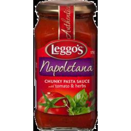 Photo of Leggos Napoletana Chunk Pasta Sauce 500gm