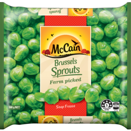 Photo of McCain Brussel Sprouts 500g