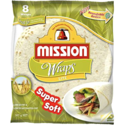 Photo of Missions Wraps Lite