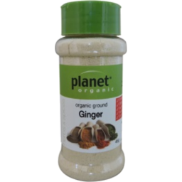 Photo of Planet Organic Ginger 45g