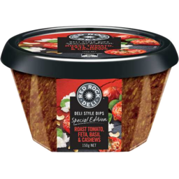 Photo of Red Rock Deli Dip Roast Tomato Basil 150g
