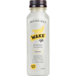 Photo of Inside Out Banana Smoothie 350ml