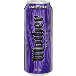 Photo of Mother Energy Drink Frosty Berry 500ml