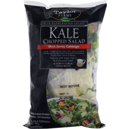 Photo of Taylor Farm Salad Kale 250g