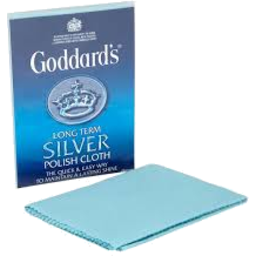 Photo of Goddard's Silver Polish Cloth