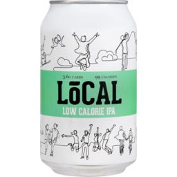 Photo of Deep Creek Brewing Co. Local Low Calorie Ipa 330ml