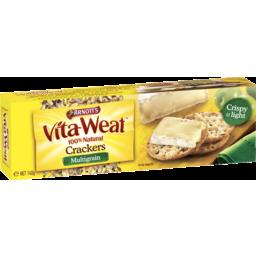 Photo of Arnott's Vita Weat 100% Natural Crackers Multigrain 140g
