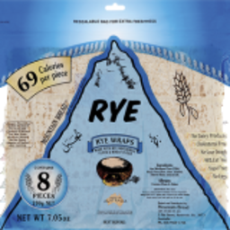 Photo of Mountain Bread Rye 200g