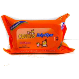 Photo of Cubbies Baby Wipes Travel Pack