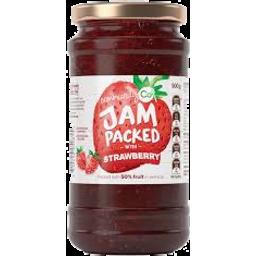 Photo of Community Co Jam Strawberry 500g