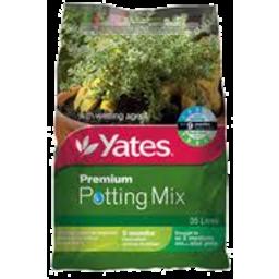 Photo of Yates Pottn Mx Prem Red Tik 6l